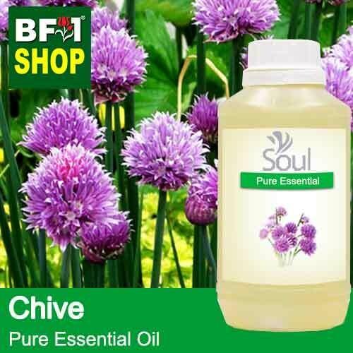 Pure Essential Oil (EO) - Chive ( Allium schoenoprasum L ) Essential Oil - 500ml