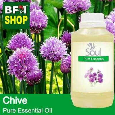 Pure Essential Oil (EO) - Chive ( Allium schoenoprasum L ) Essential Oil - 500ml
