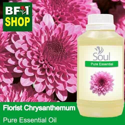 Pure Essential Oil (EO) - Chrysanthemum - Florists Chrysanthemum Essential Oil - 500ml