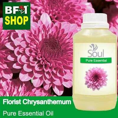 Pure Essential Oil (EO) - Chrysanthemum - Florists Chrysanthemum Essential Oil - 500ml