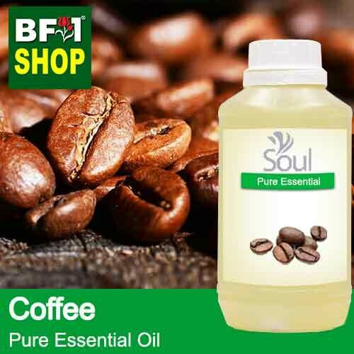 Pure Essential Oil (EO) - Coffee Essential Oil - 500ml