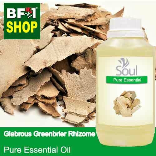 Pure Essential Oil (EO) - Glabrous Greenbrier Rhizome Essential Oil - 500ml