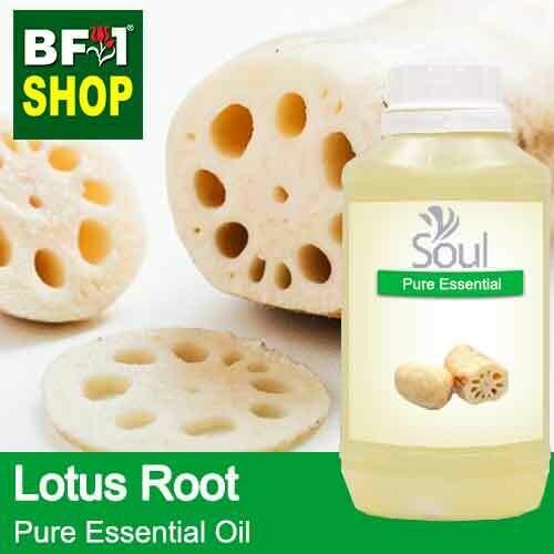 Pure Essential Oil (EO) - Lotus Root Essential Oil - 500ml