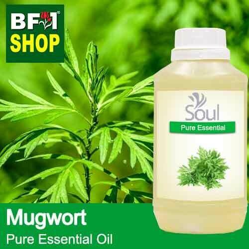 Pure Essential Oil (EO) - Mugwort Essential Oil - 500ml