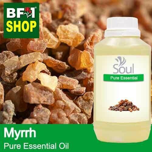 Pure Essential Oil (EO) - Myrrh Essential Oil - 500ml