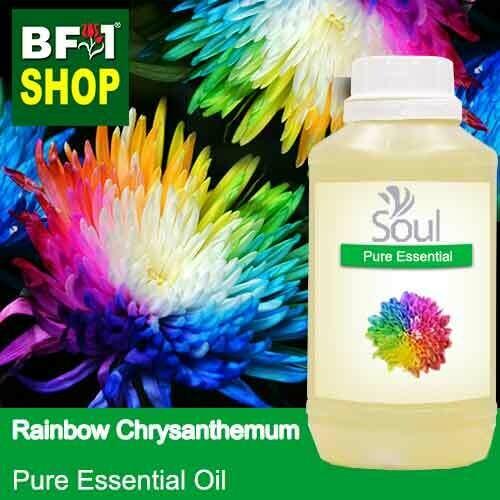 Pure Essential Oil (EO) - Chrysanthemum - Rainbow Chrysanthemum Essential Oil - 500ml