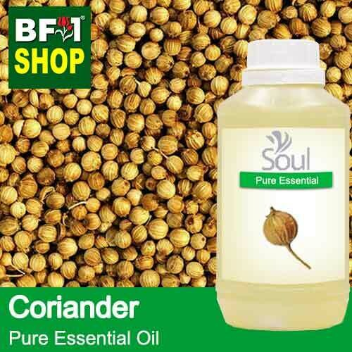 Pure Essential Oil (EO) - Coriander Essential Oil - 500ml