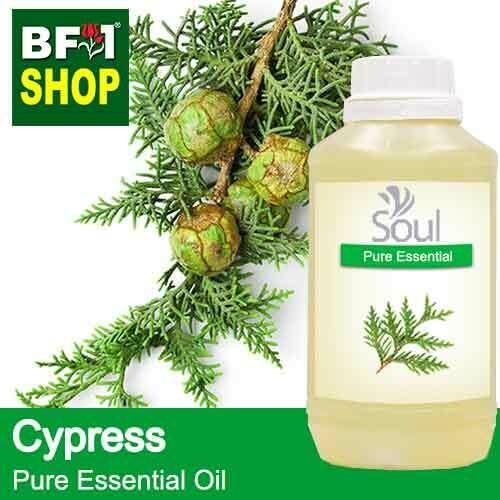 Pure Essential Oil (EO) - Cypress Essential Oil - 500ml