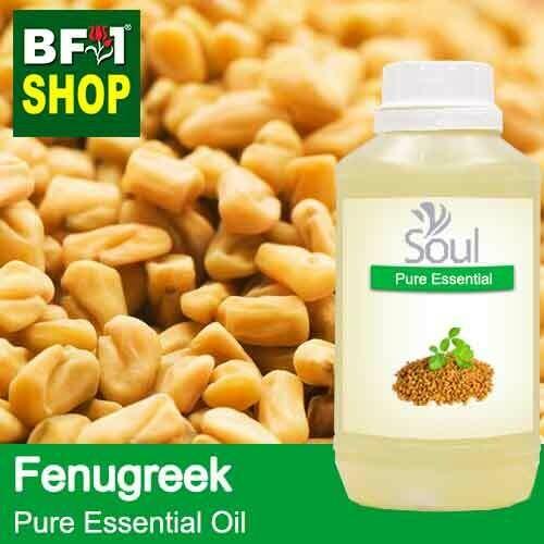 Pure Essential Oil (EO) - Fenugreek Essential Oil - 500ml
