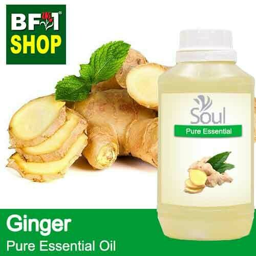 Pure Essential Oil (EO) - Ginger Essential Oil - 500ml