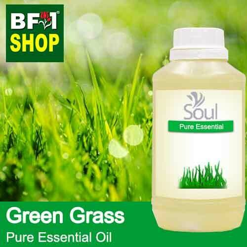 Pure Essential Oil (EO) - Green Grass Essential Oil - 500ml