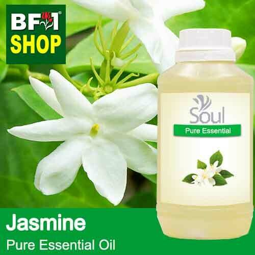 Pure Essential Oil (EO) - Jasmine Essential Oil - 500ml