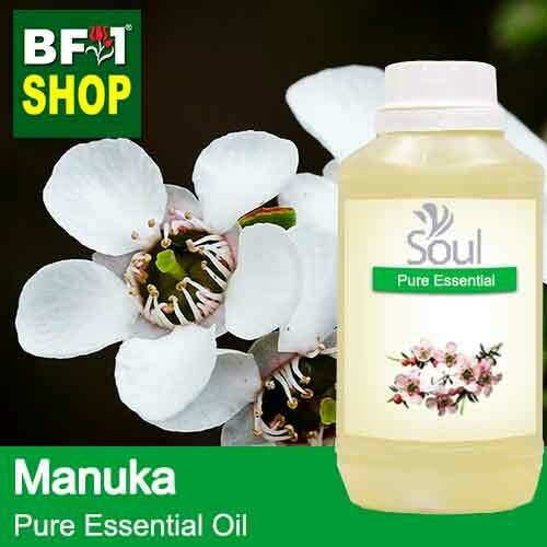 Pure Essential Oil (EO) - Manuka Essential Oil - 500ml