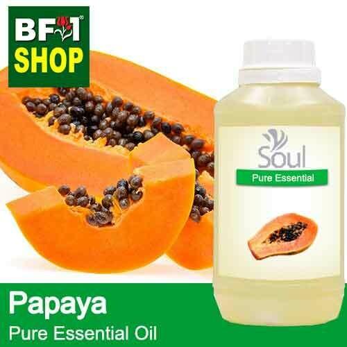 Pure Essential Oil (EO) - Papaya Essential Oil - 500ml