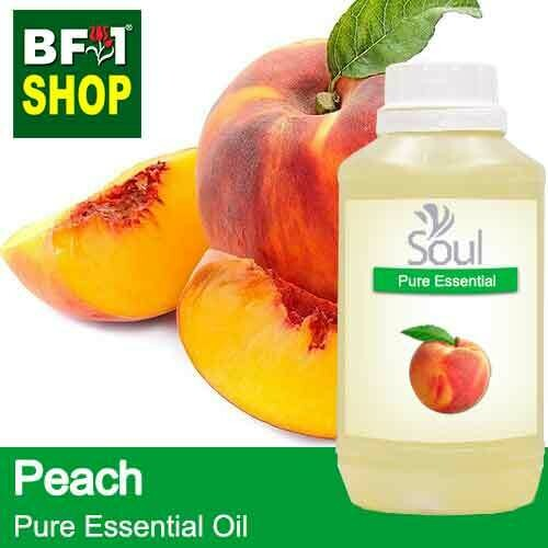Pure Essential Oil (EO) - Peach Essential Oil - 500ml