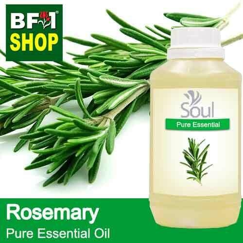 Pure Essential Oil (EO) - Rosemary Essential Oil - 500ml