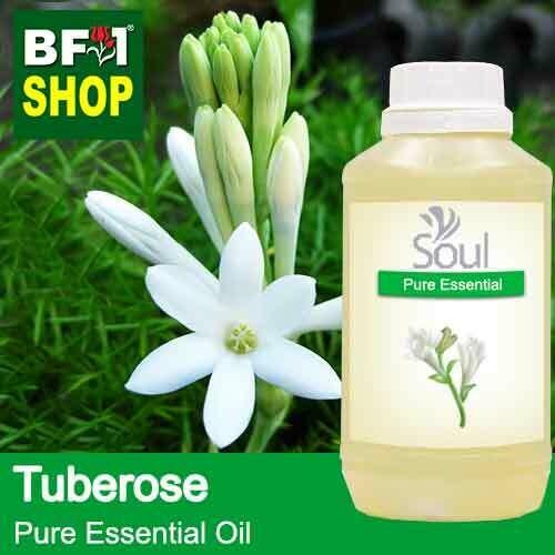 Pure Essential Oil (EO) - Tuberose Essential Oil - 500ml
