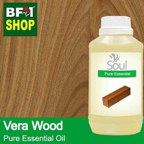 Pure Essential Oil (EO) - Vera Wood Essential Oil - 500ml