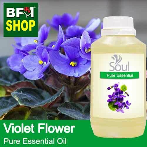 Pure Essential Oil (EO) - Violet Flower Essential Oil - 500ml