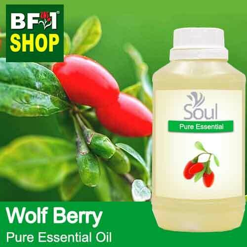 Pure Essential Oil (EO) - Wolf Berry Essential Oil - 500ml