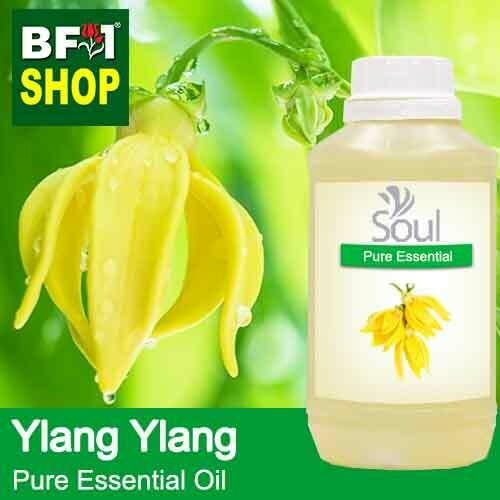 Pure Essential Oil (EO) - Ylang Ylang Essential Oil - 500ml