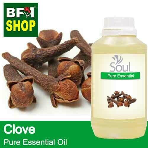 Pure Essential Oil (EO) - Clove Essential Oil - 500ml
