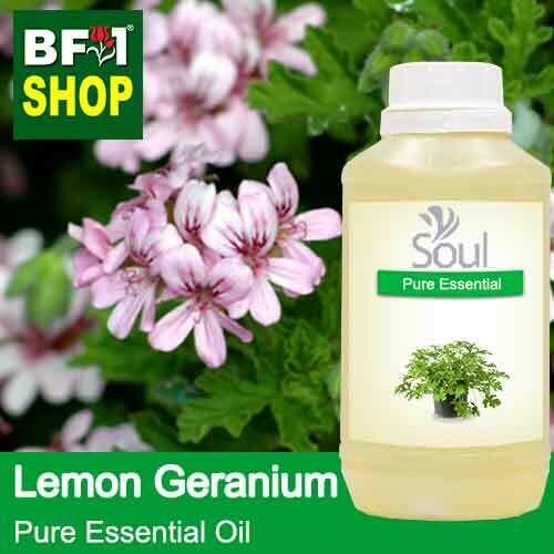 Pure Essential Oil (EO) - Geranium - Lemon Geranium Essential Oil - 500ml
