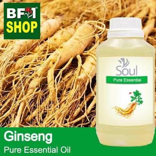 Pure Essential Oil (EO) - Ginseng Essential Oil - 500ml