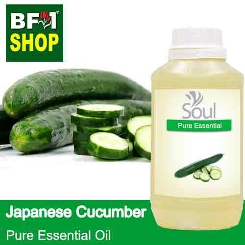 Pure Essential Oil (EO) - Japanese Cucumber Essential Oil - 500ml