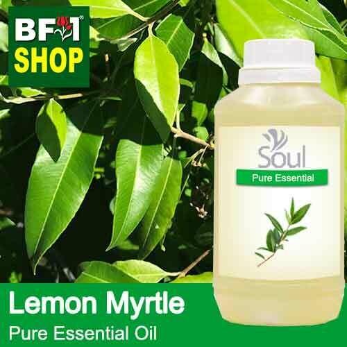 Pure Essential Oil (EO) - Lemon Myrtle Aromatic Essential Oil - 500ml