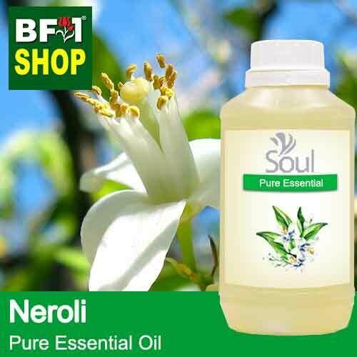 Pure Essential Oil (EO) - Neroli Essential Oil - 500ml