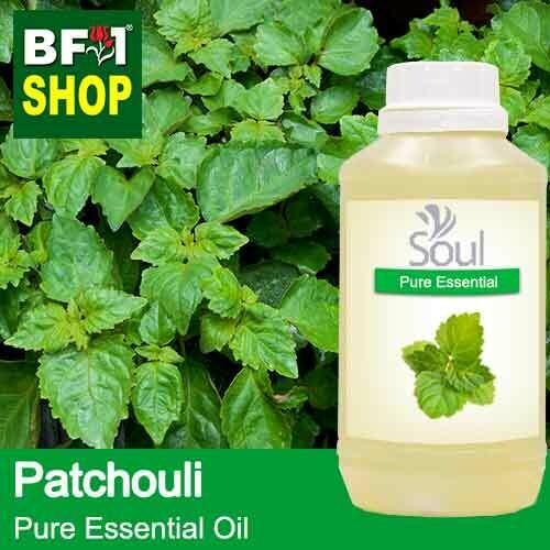 Pure Essential Oil (EO) - Patchouli Essential Oil - 500ml