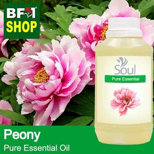 Pure Essential Oil (EO) - Peony Flower Essential Oil - 500ml