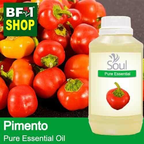 Pure Essential Oil (EO) - Pimento Essential Oil - 500ml