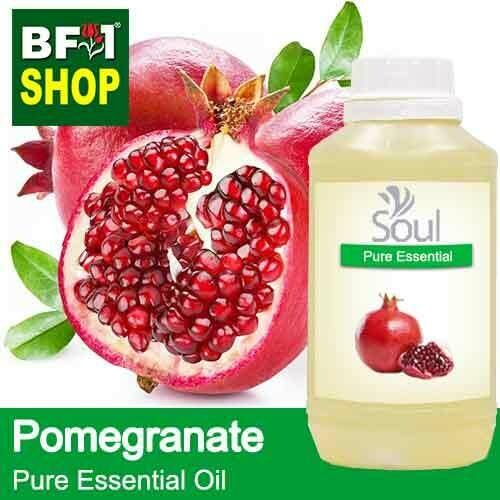 Pure Essential Oil (EO) - Pomegranate Essential Oil - 500ml