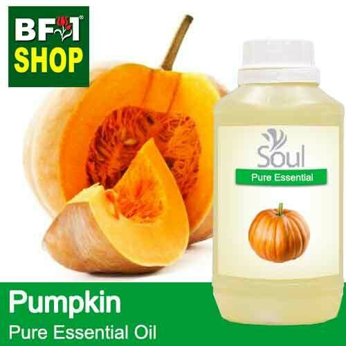 Pure Essential Oil (EO) - Pumpkin Essential Oil - 500ml