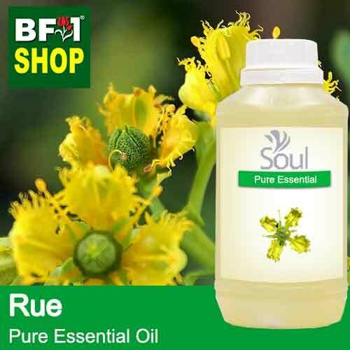 Pure Essential Oil (EO) - Rue ( Ruta Graveolens ) Essential Oil - 500ml