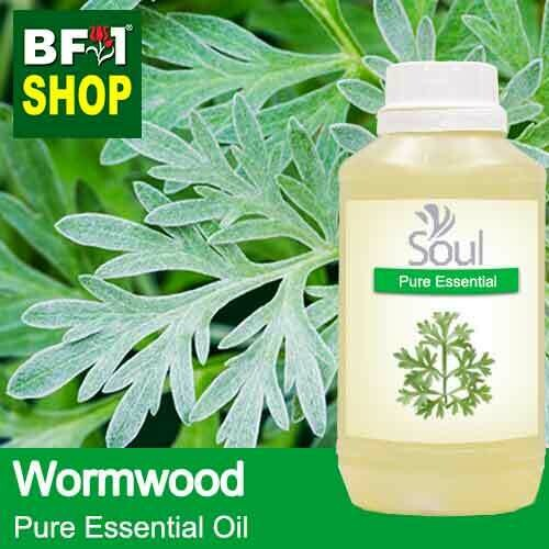 Pure Essential Oil (EO) - Wormwood Essential Oil - 500ml