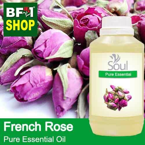 Pure Essential Oil (EO) - Rose - French Rose Essential Oil - 500ml