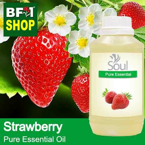 Pure Essential Oil (EO) - Strawberry Essential Oil - 500ml