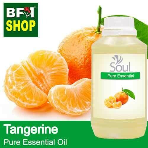 Pure Essential Oil (EO) - Tangerine Essential Oil - 500ml