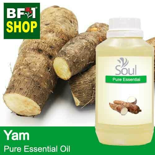 Pure Essential Oil (EO) - Yam Essential Oil - 500ml