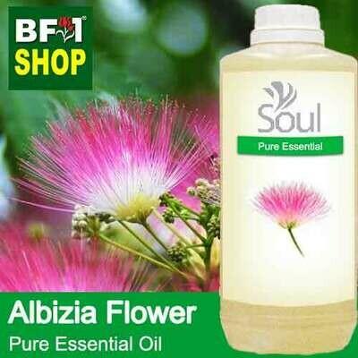 Pure Essential Oil (EO) - Albizia Flower ( Albizia Julibrissin ) Essential Oil - 1L