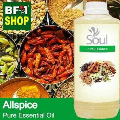 Pure Essential Oil (EO) - Allspice Essential Oil - 1L