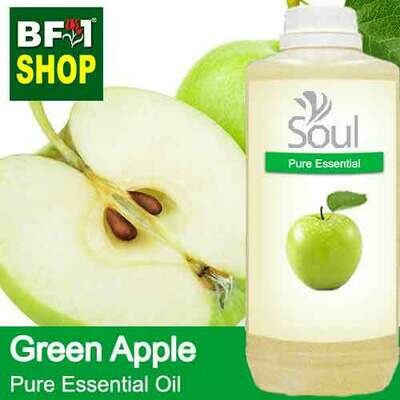 Pure Essential Oil (EO) - Apple - Green Apple Essential Oil - 1L