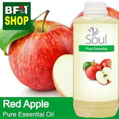 Pure Essential Oil (EO) - Apple - Red Apple Essential Oil - 1L