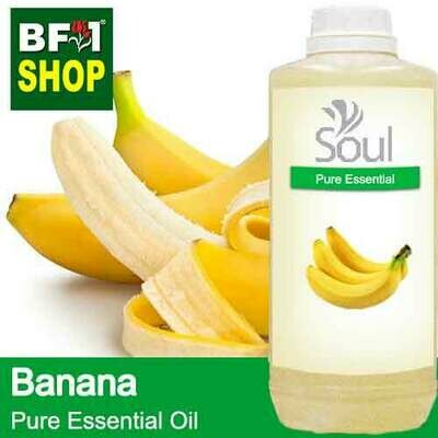 Pure Essential Oil (EO) - Banana Essential Oil - 1L