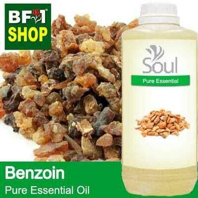 Pure Essential Oil (EO) - Benzoin Essential Oil - 1L