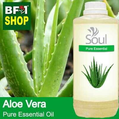 Pure Essential Oil (EO) - Aloe Vera Essential Oil - 1L