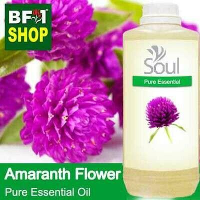 Pure Essential Oil (EO) - Amaranth Flower Essential Oil - 1L